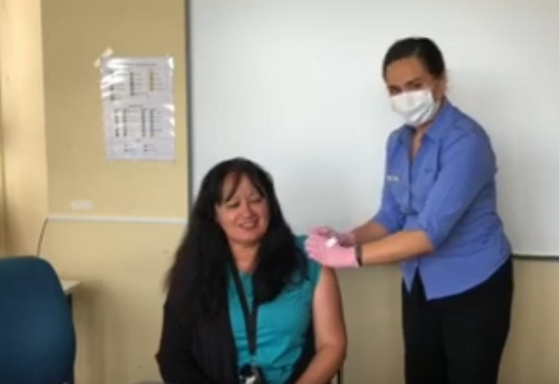 Don't delay, get your flu jab now