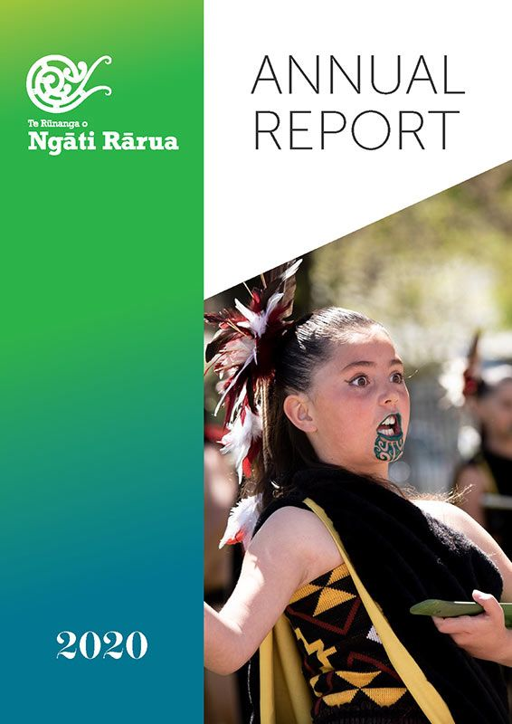 Download the Annual Report 2020